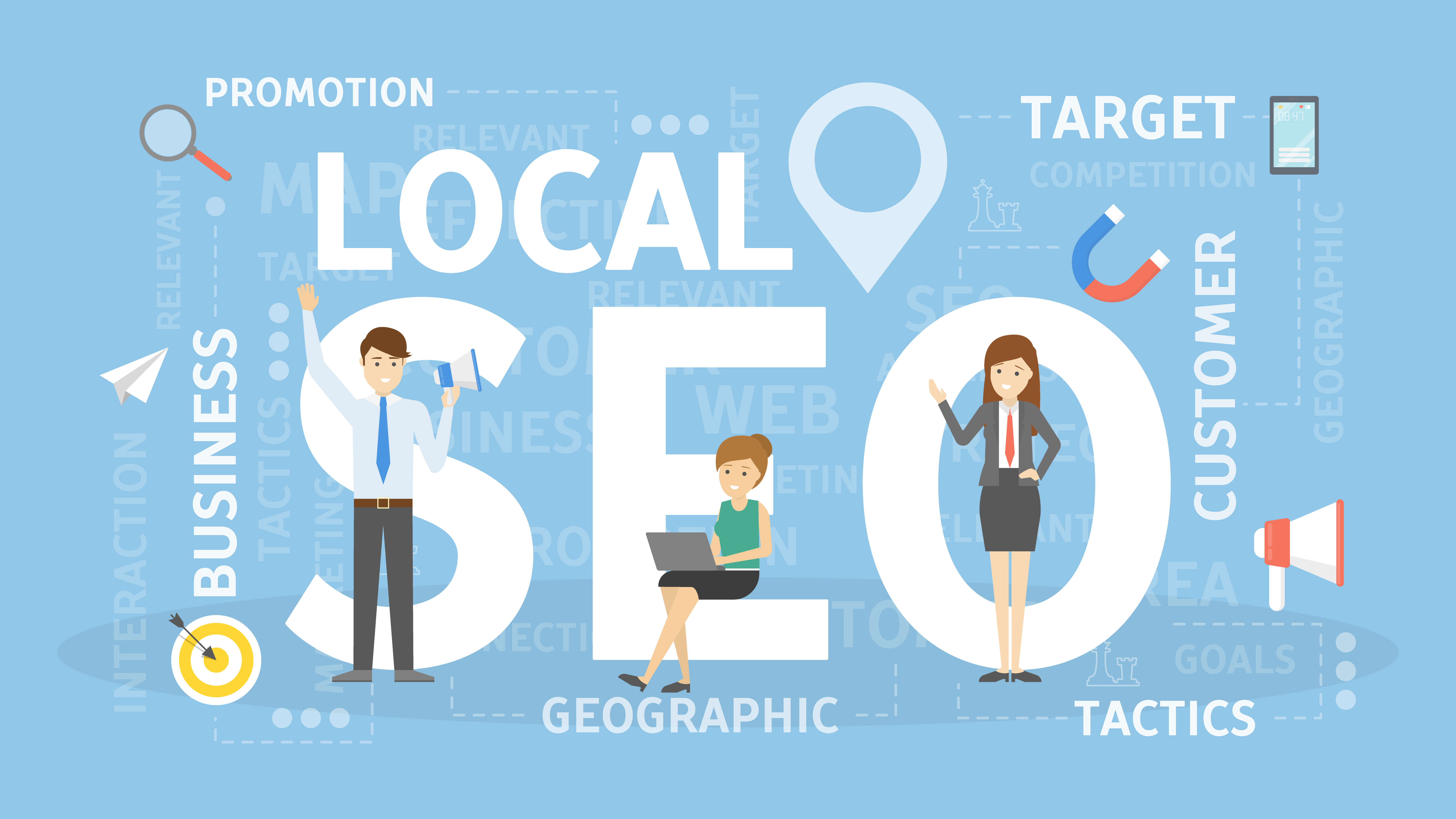How to Strategize Local SEO for Your Insurance Agency