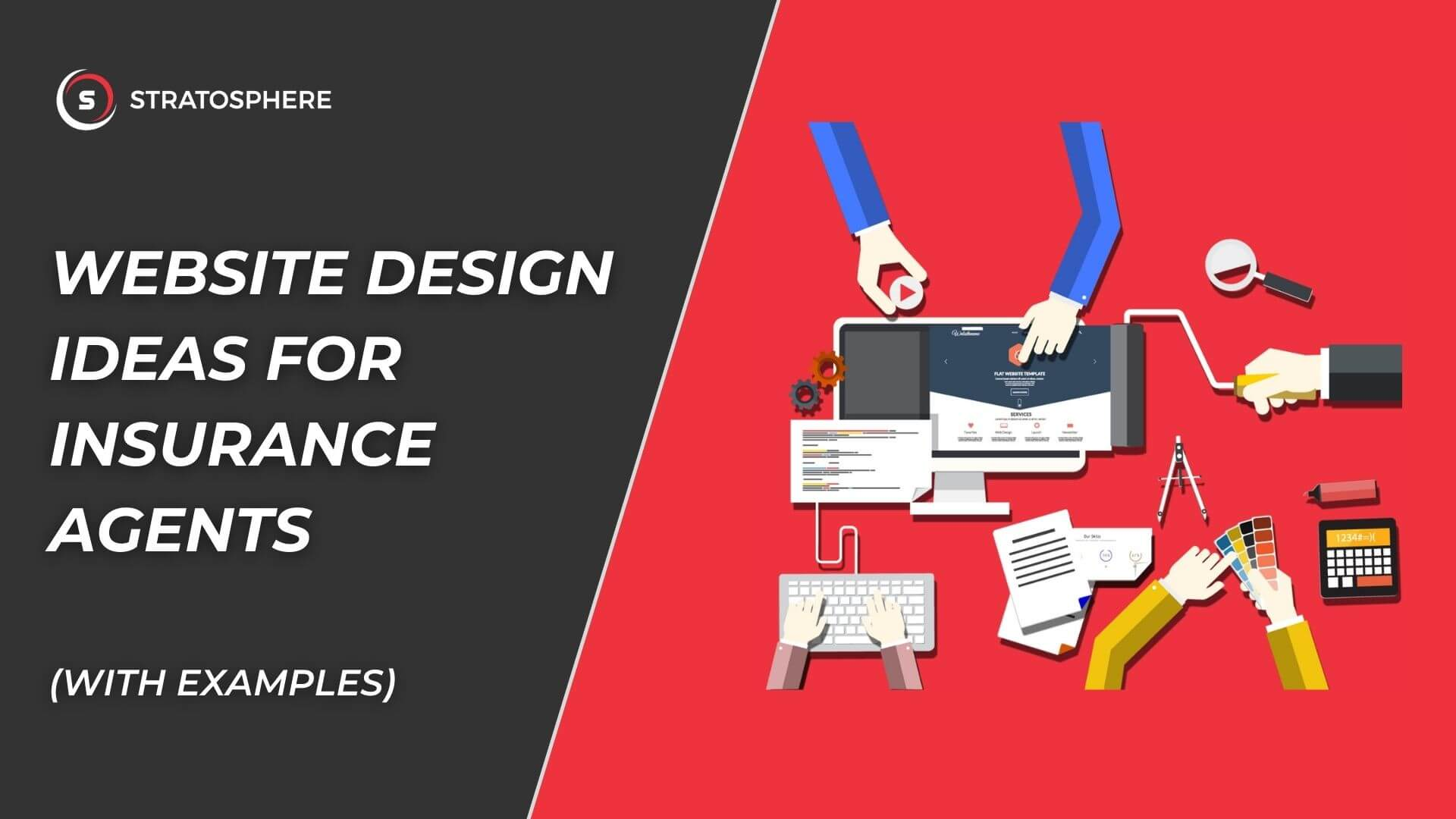 11 Website Design Ideas for Insurance Agents [with Examples]