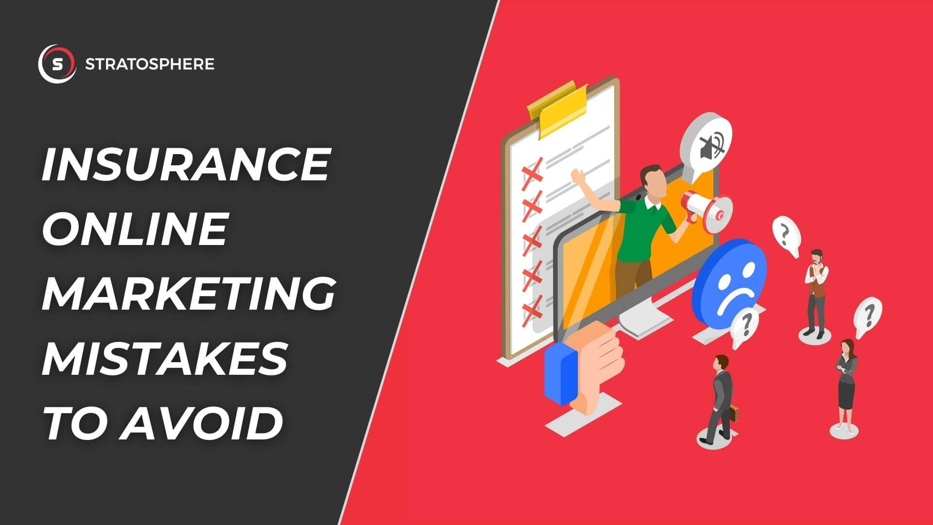10 Online Marketing Mistakes Insurance Agents Need to Avoid